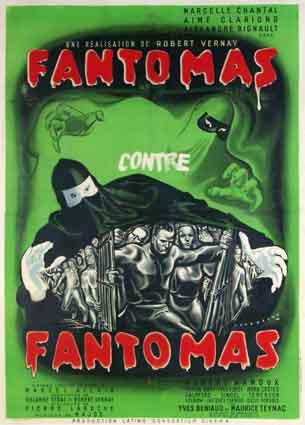 1949. FANTOMAS CONTRE FANTOMAS