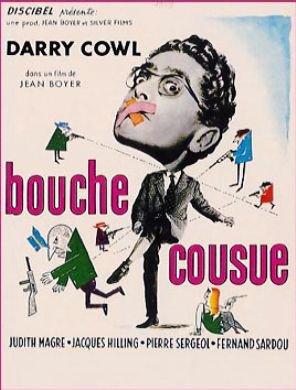 1960. BOUCHE COUSUE