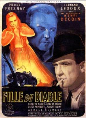 1946. FILLE DU DIABLE
