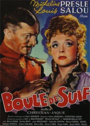 1945. BOULE DE SUIF