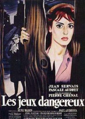 1958. LES JEUX DANGEREUX