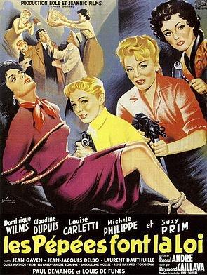 1955. LES PEPEES FONT LA LOI