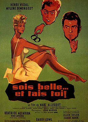 1958. SOIS BELLE ET TAIS-TOI