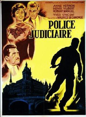 1958. POLICE JUDICIAIRE