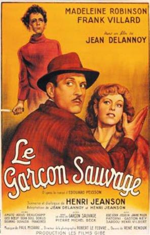 1951. LE GARCON SAUVAGE