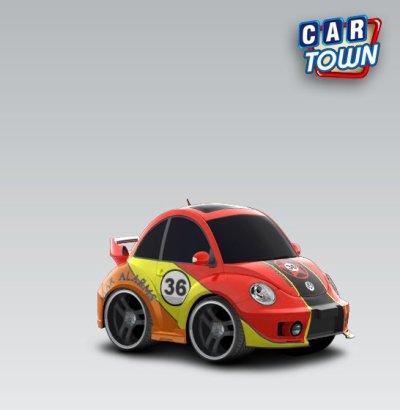 VW New Beetle - 2006