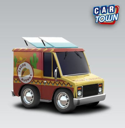 Taco Truck - 1997