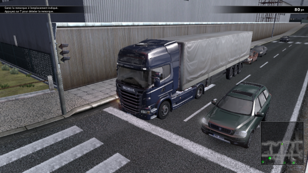 1689..........................................Scania Truck Driving Simulator........................................1689