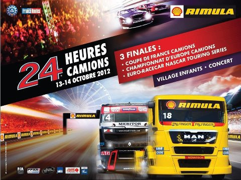 1719................................24 Heures Camions Le Mans 2012............................................1719