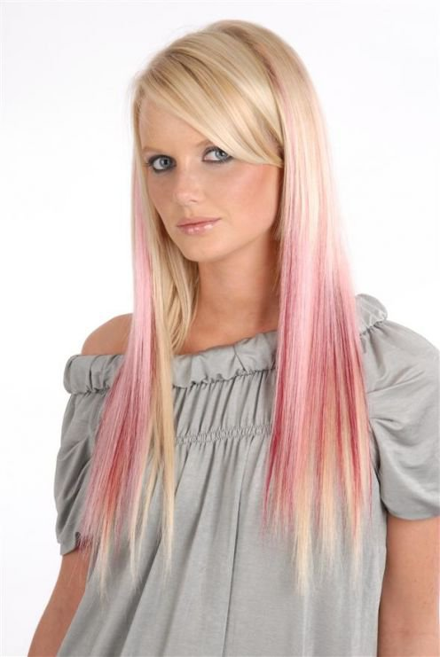 Dark Or Bright Red Clip In Hair Extensions Which To Choose Buy