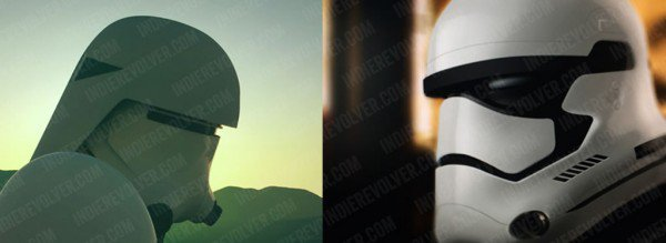 Star Wars 7 : Incendiary Troopers et Stormtroopers ?