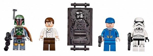 Lego Star Wars : le nouveau set 75060 Slave 1 UCS