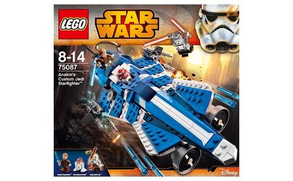 Nouveautés Star Wars 2015 : Les visuels des sets 75072, 75085 et 75087