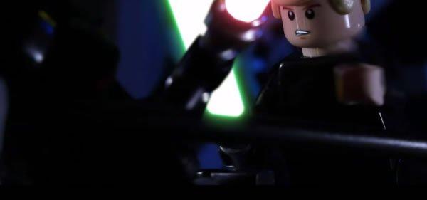 Lego Star Wars : Très beau brickfilm