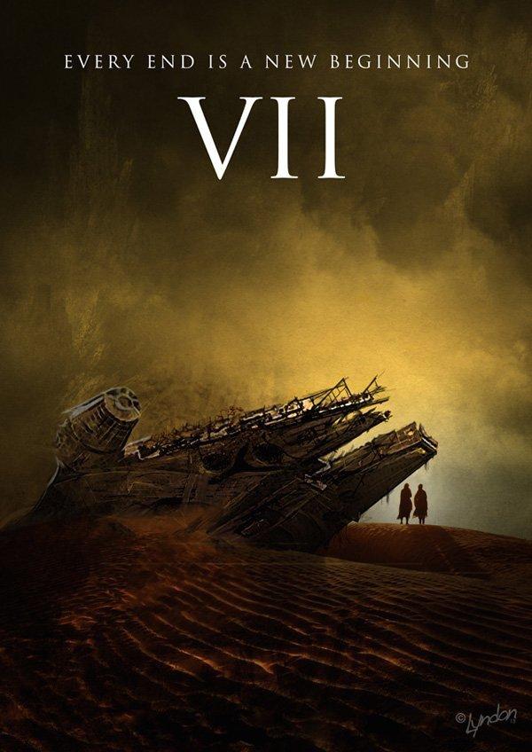 Star Wars : Des affiches créé par des fans