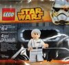 Lego Star Wars : Admiral Yularen premier visuel du polybag