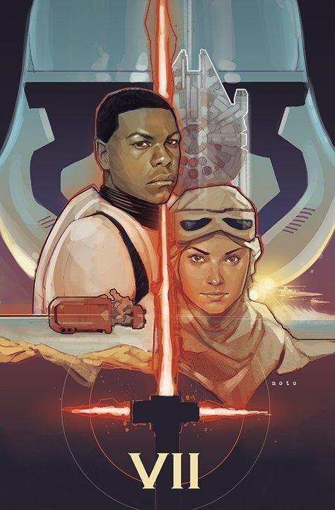 Star Wars 7 : Encore un très beau fan art !