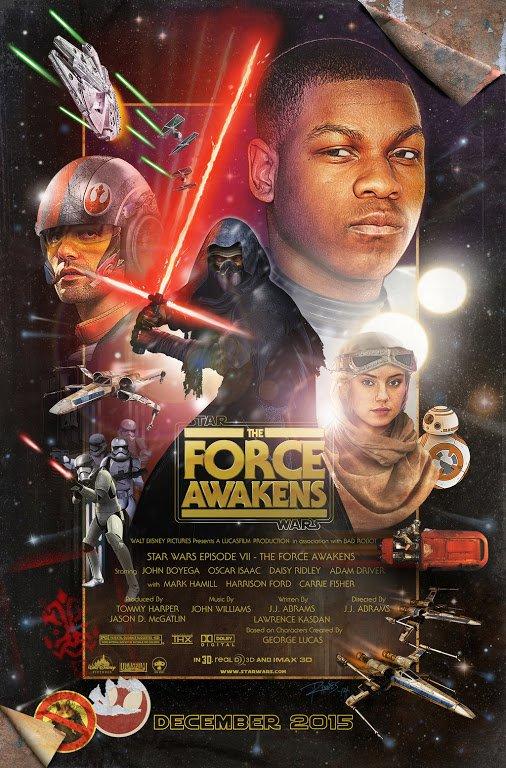 Star Wars 7 : Peut-être l'affiche du prochain film ?