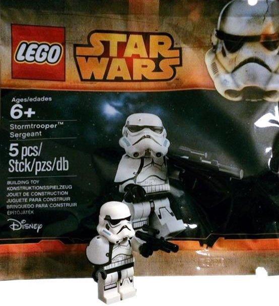 Lego Star Wars : Un nouveau polybag !
