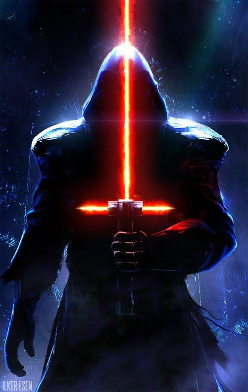 Star Wars 7 : Kylo Ren à l'affiche !