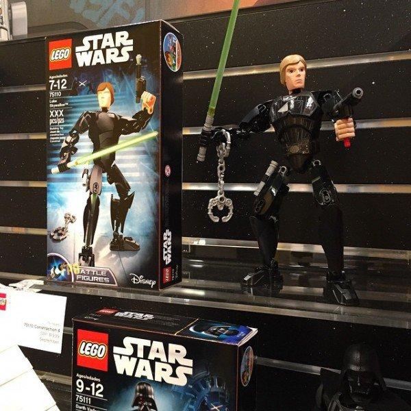 Lego Star Wars : Plein de nouveautés 2015
