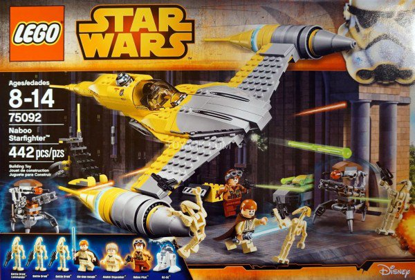 Lego Star Wars : Encore plein de photos !