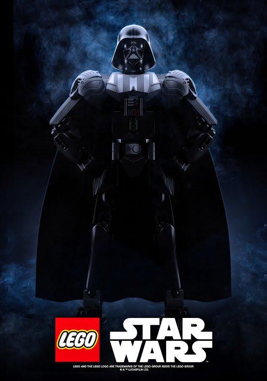 Lego Star Wars : Voici enfin le visuel officiel