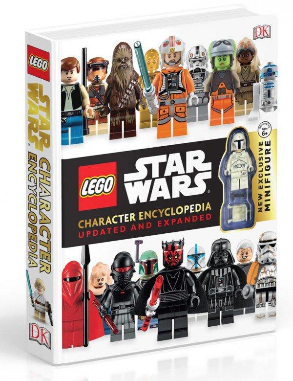 Lego Star Wars : Le nouvelle encyclopédie des personnages !