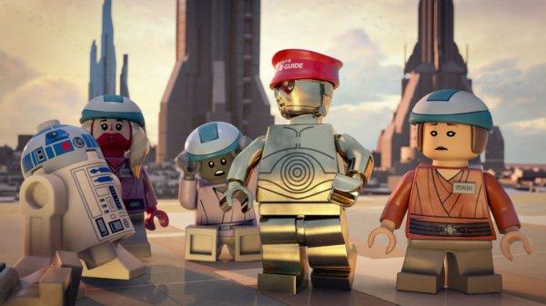 Lego Star Wars : La nouvelle série animée !
