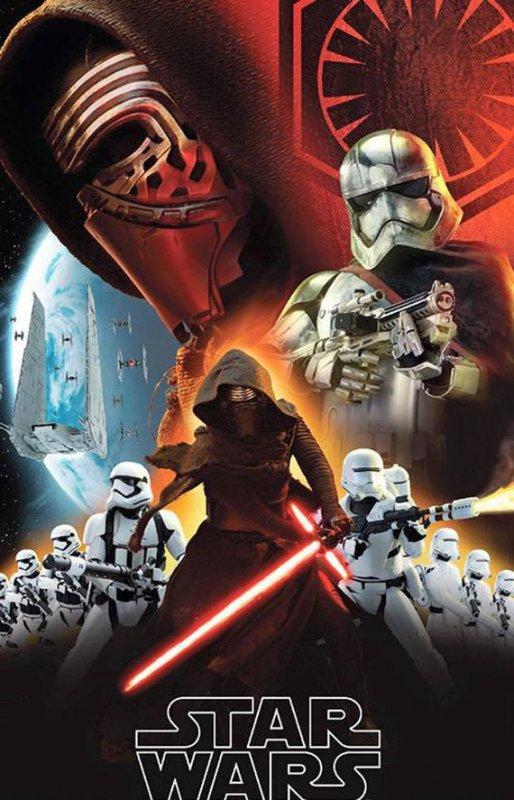 Star Wars 7 : Le visage du méchant enin dévoilé !