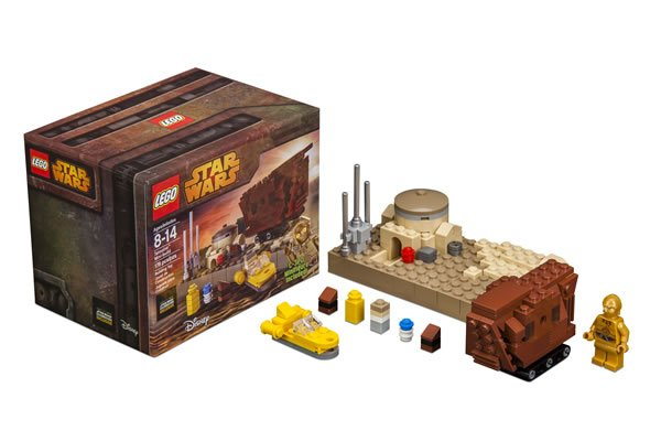 Lego Star Wars : Gros plan sur le set exclusif