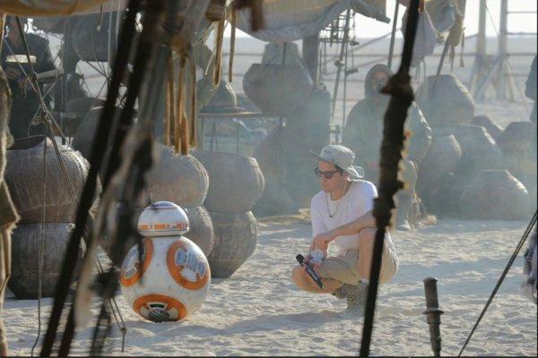 Star Wars 7 :Quelques photos du tournage