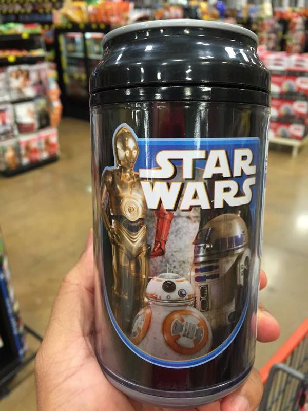 Star Wars 7 : C3-PO avec un bras rouge ?