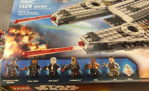 Lego Star Wars : Enfin de la nouveauté !
