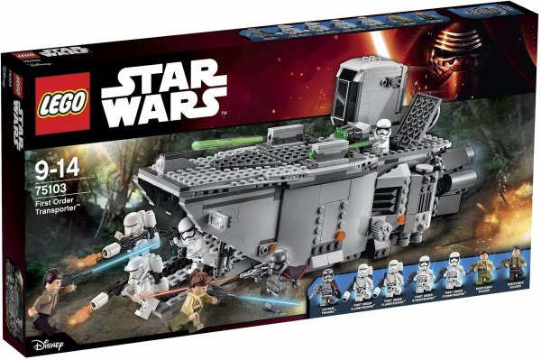 Star Wars 7 : Le merchandising arrive / part 3