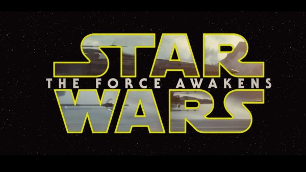 Star Wars 7 : official trailer 3