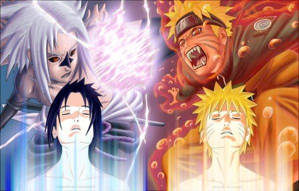 naruto et sasuke 2