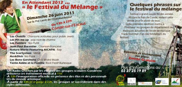 Festival du mélange