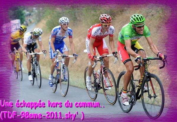 ~ Étape 10 ; Aurillac > Carmaux ( 158 Km )