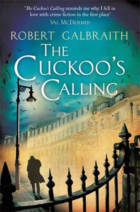 J.K Rowling publie un livre sous un pseudonyme !