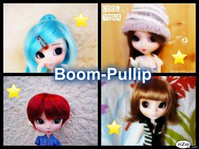 Montage pour Boom-Pullip