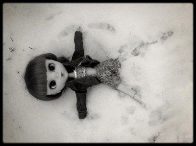 neige !
