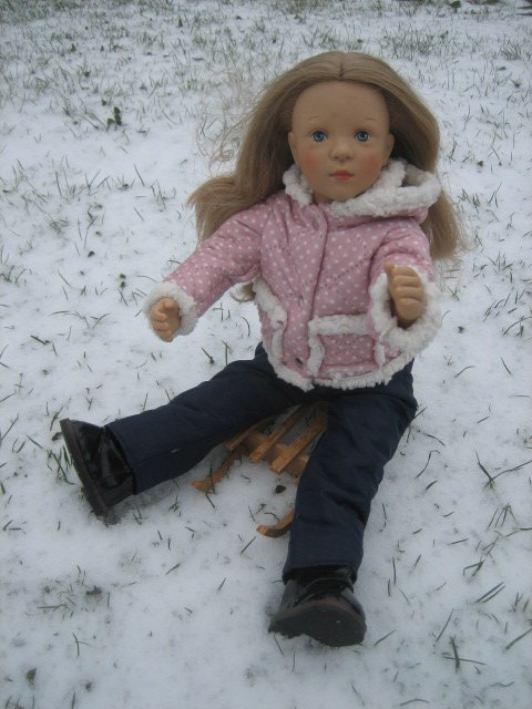 Un jeudi matin, quand la neige fut venue...