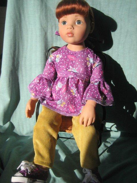 Tenue pour poupée Götz