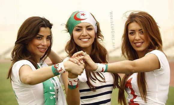Algeria in heart