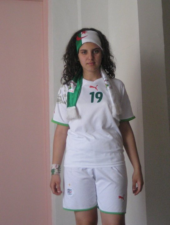 Algeria in heart