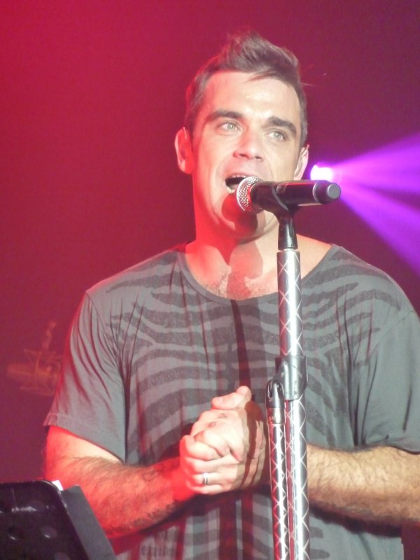 Robbie Williams- Alambra- 10.10.2010