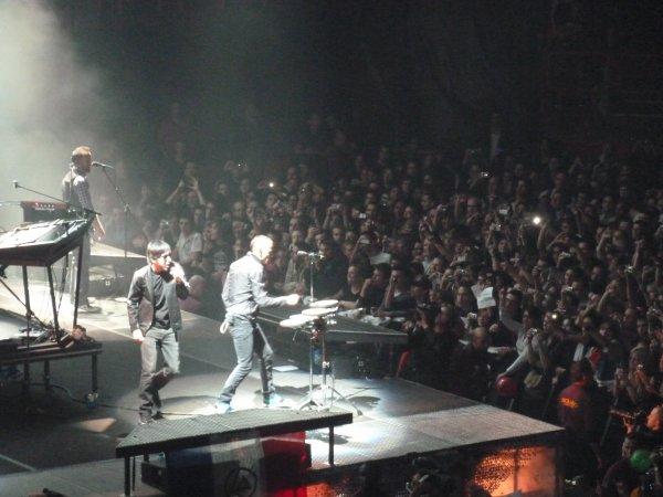 Linkin Park - Berçy - 25 octobre 2010