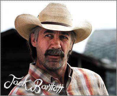 Shaun Johnson dans le rôle de Jack Bartlett
