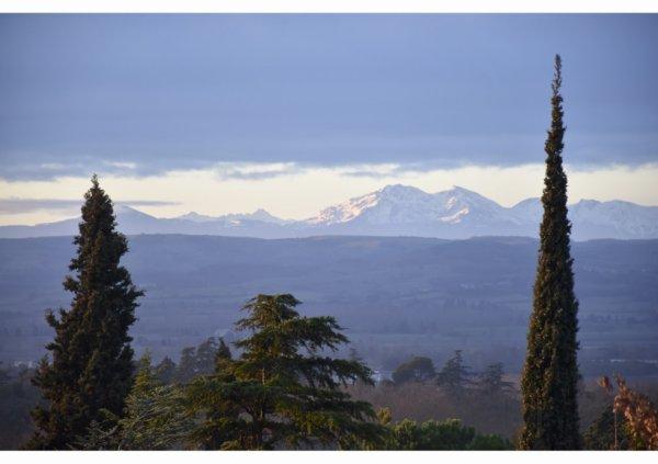 La nature est si belle... Vue des Pyrénées